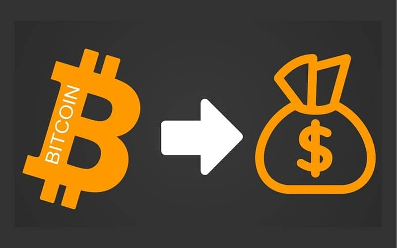how to exchange bitcoin to usd