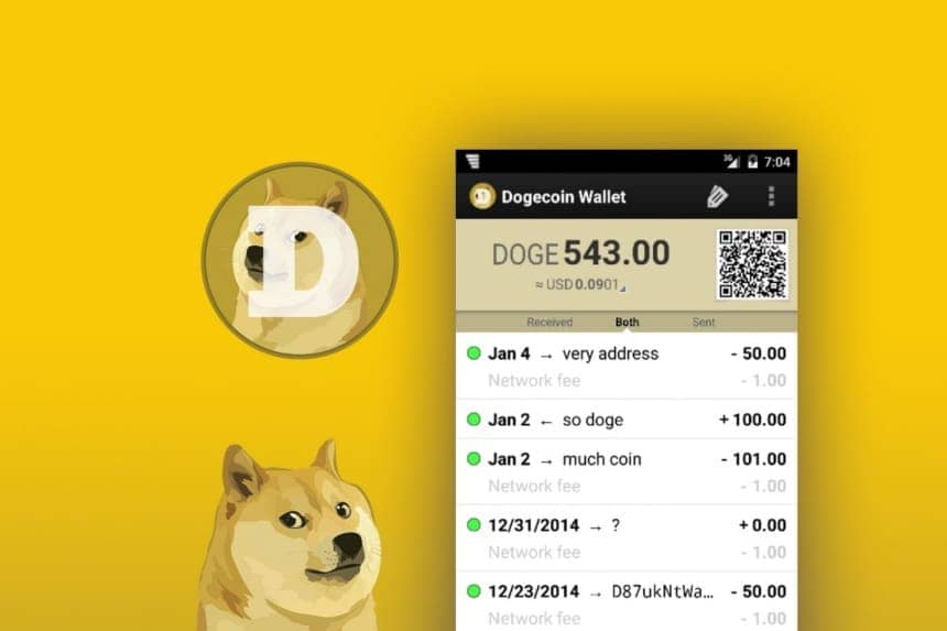 trade crypto dogecoin with us