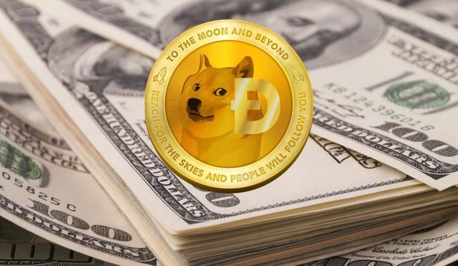 dogecoin to cash conversion