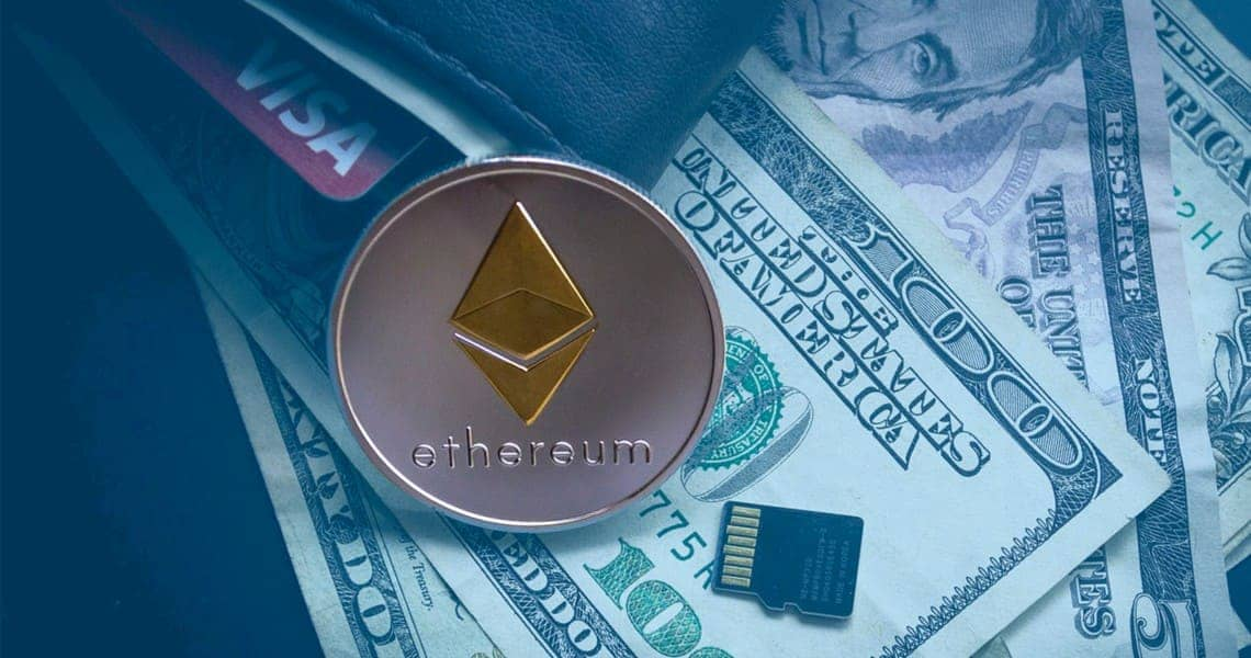 Send Ethereum to bank account safely