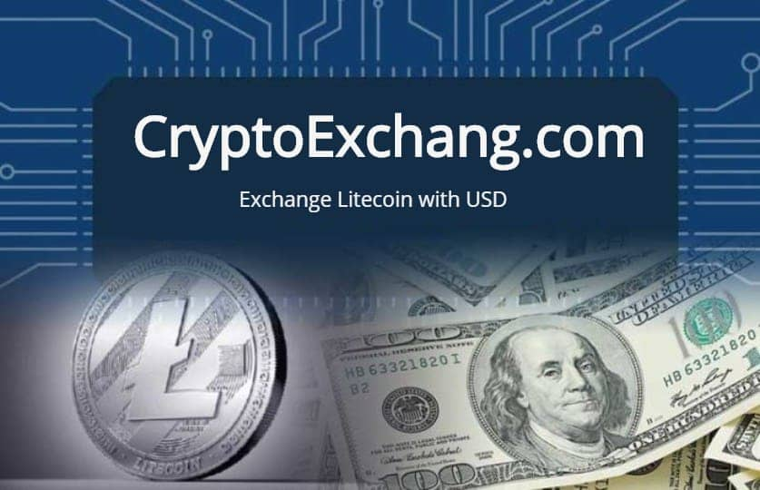 Litecoin exchanger to dollar