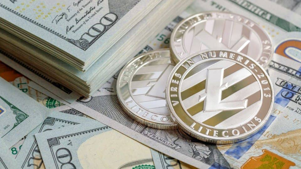 litecoin to usd money converter