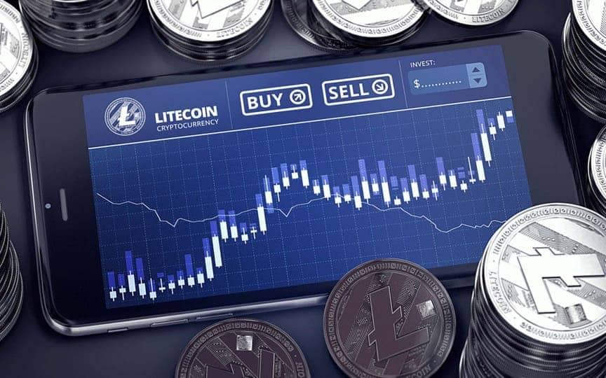 buy and sell or exchange litecoin